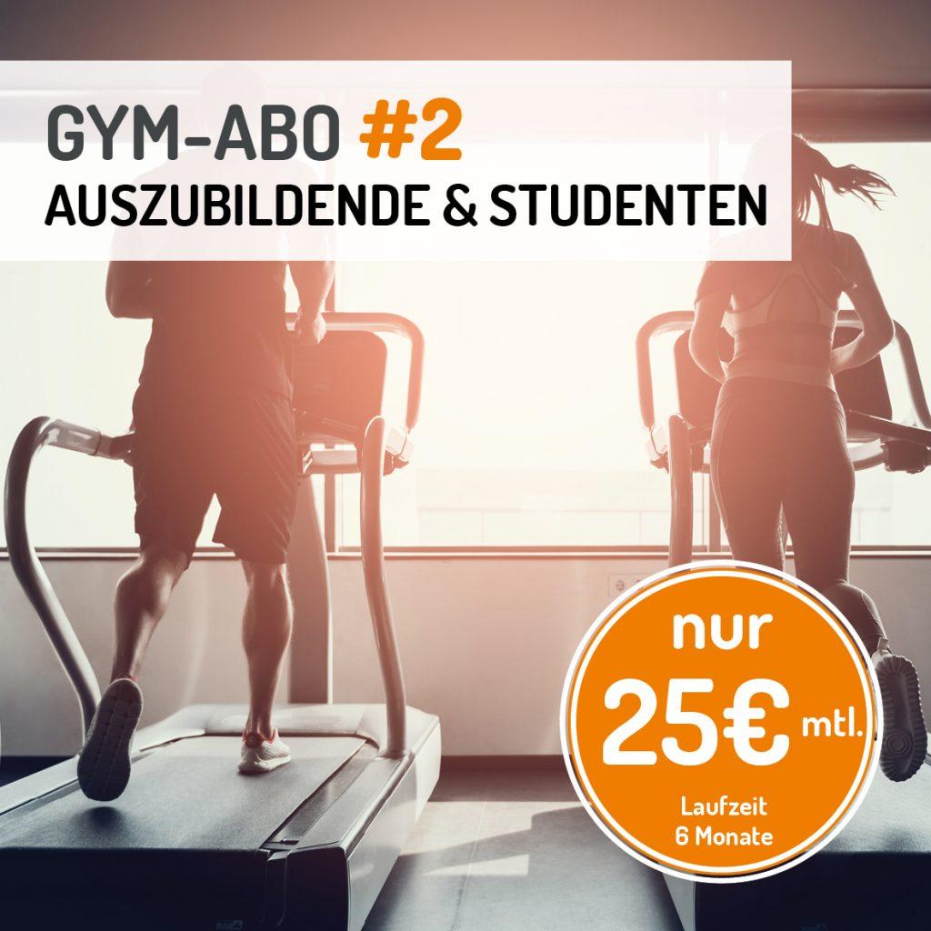Fitness Papenburg - Auszubildende und Studenten Abo