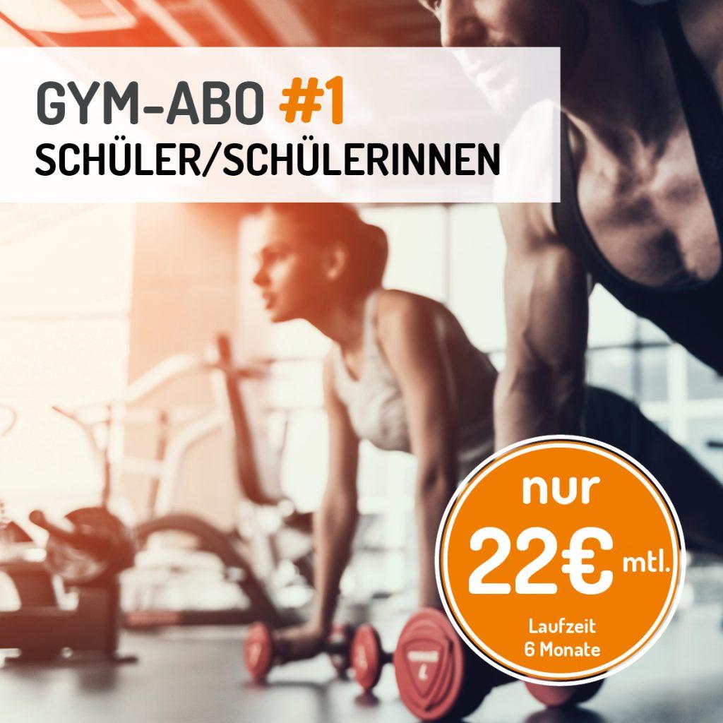 Fitness Papenburg Schüler Abo