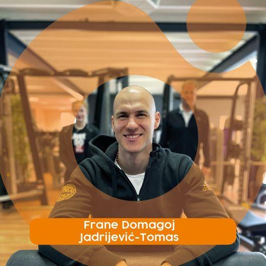 Fitness Papenburg Orangebase -Frane Domagoj Jadrijevic-Tomas